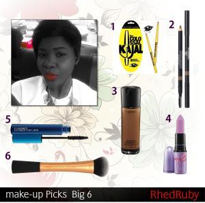 makeup big 6
